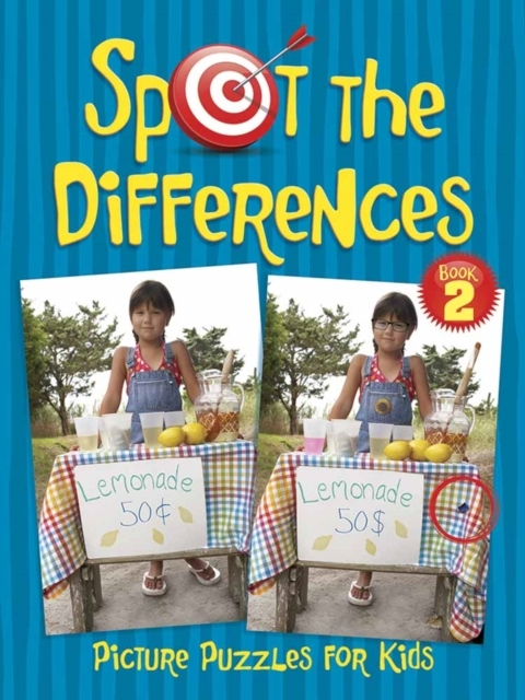 Spot the Differences Picture Puzzles for