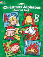My Christmas Alphabet Coloring Book