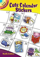 Cute Calendar Stickers