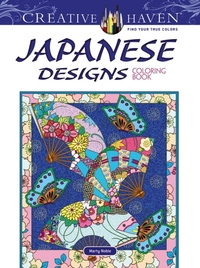 Creative Haven Japanese Designs Coloring