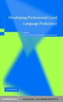 Developing Professional-Level Language P