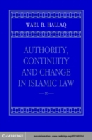 Authority, Continuity and Change in Isla