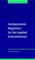 Semiparametric Regression for the Applie