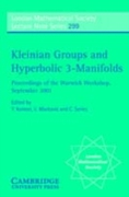 Kleinian Groups and Hyperbolic 3-Manifol
