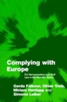 Complying with Europe