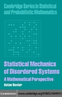 Statistical Mechanics of Disordered Syst