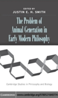 Problem of Animal Generation in Early Mo