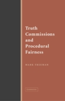 Truth Commissions and Procedural Fairnes