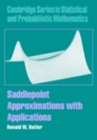Saddlepoint Approximations with Applicat
