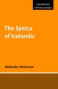 Syntax of Icelandic