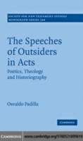 Speeches of Outsiders in Acts