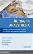 Acting in Anaesthesia