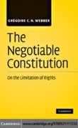 Negotiable Constitution