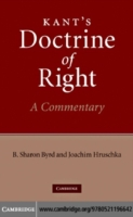 Kant's Doctrine of Right