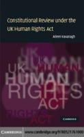 Constitutional Review under the UK Human