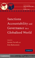 Sanctions, Accountability and Governance