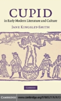 Cupid in Early Modern Literature and Cul