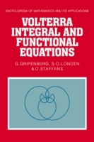 Volterra Integral and Functional Equatio