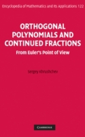 Orthogonal Polynomials and Continued Fra