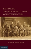 Rethinking the Judicial Settlement of Re