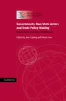 Governments, Non-State Actors and Trade