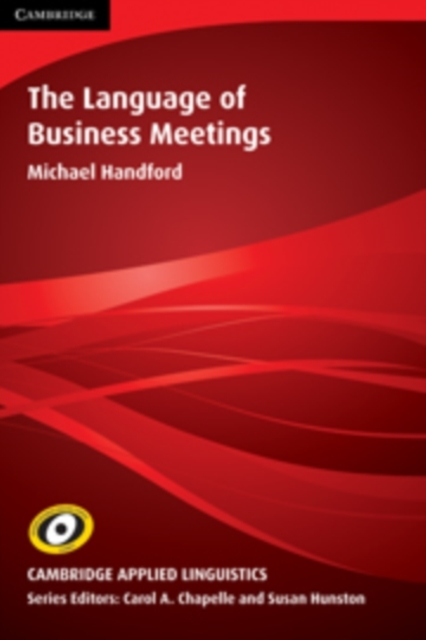 The Language of Business Meetings