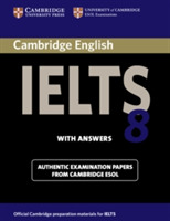 Cambridge IELTS 8 Student's Book with An