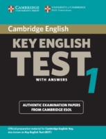 Cambridge Key English Test 1 Student's B