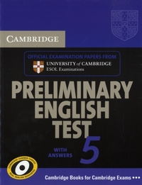 Cambridge Preliminary English Test 5 Stu