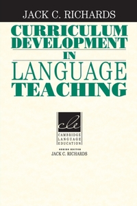 Curriculum Development in Language Teach