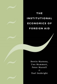 The Institutional Economics of Foreign A