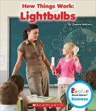 Lightbulbs (Rookie Read-About Science: H