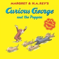 Curious George and the Puppies (Read-alo