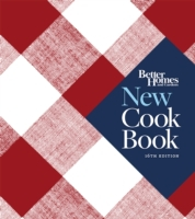 Better Homes and Gardens New Cook Book,