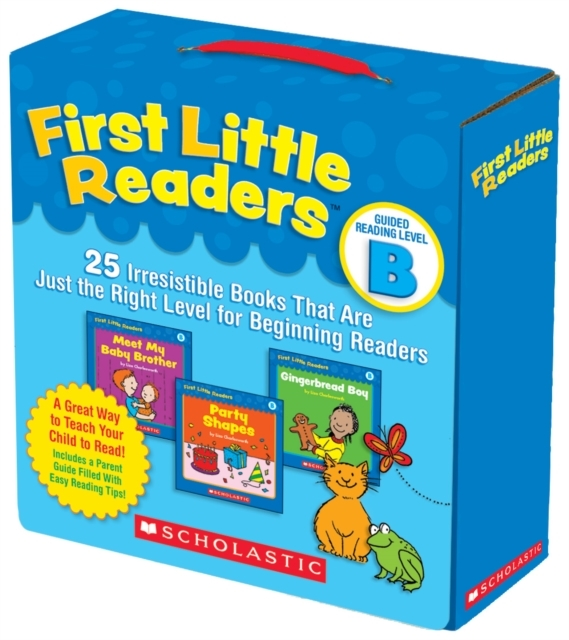 First Little Readers Parent Pack: Guided