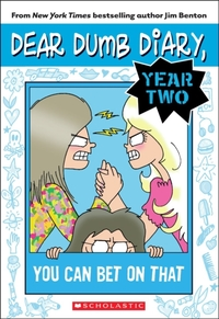 Dear Dumb Diary Year Two #5: You Can Bet