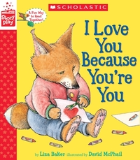 I Love You Because You're You (A StoryPl