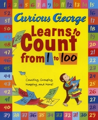 Curious George Learns to Count from 1 to