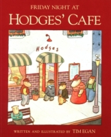 Friday Night at Hodges' Cafe