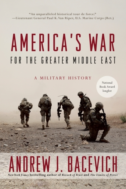 America's War For The Greater Middle Eas