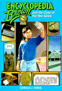 Encyclopedia Brown & The Case Of The Two