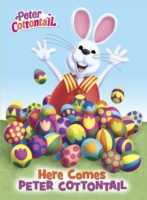 Here Comes Peter Cottontail Board Book (