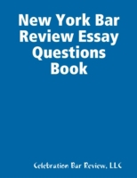 New York Bar Review Essay Questions Book