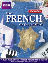 FRENCH EXPERIENCE 1 COURSEBOOK NEW EDITI