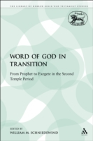Word of God in Transition