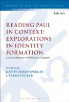 Reading Paul in Context: Explorations in