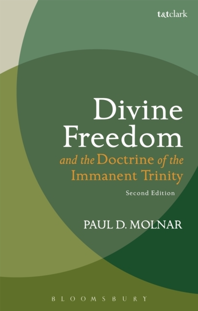 Divine Freedom and the Doctrine of the I