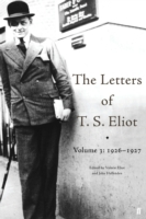 Letters of T. S. Eliot Volume 3: 1926-19