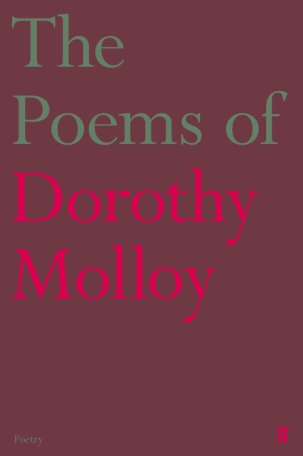 The Poems of Dorothy Molloy