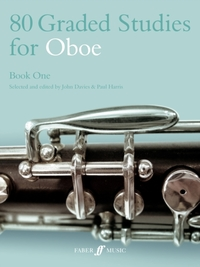 80 Graded Studies for Oboe Book One